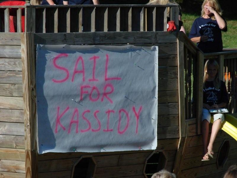 Set Sail for Kassidy